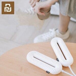 Image 3 - Xiaomi Sothing Nul Een Draagbare Huishoudelijke Elektrische Sterilisatie Schoen Schoenen Droger Uv Constante Temperatuur Drogen Ontgeuringseffect