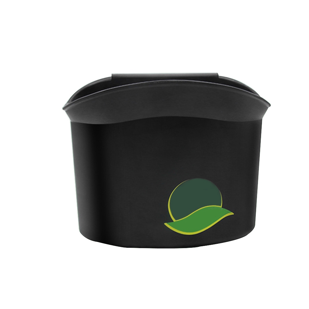 Car Seat Back Open Trash Can Side Door Trash Can Back Storage Bucket Car Supplies Auto Accessories Storage Bucket in Stowing Tidying from Automobiles Motorcycles