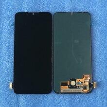"6.09 ""oryginalna Axisinternational dla Xiaomi A3 1906F9 AMOLED ekran LCD Sisplay + Digitizer Panel dotykowy dla Xiaomi Mi CC9e"