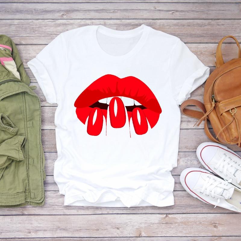 Купить топ футболка женские милые туфли лодочки графический женский