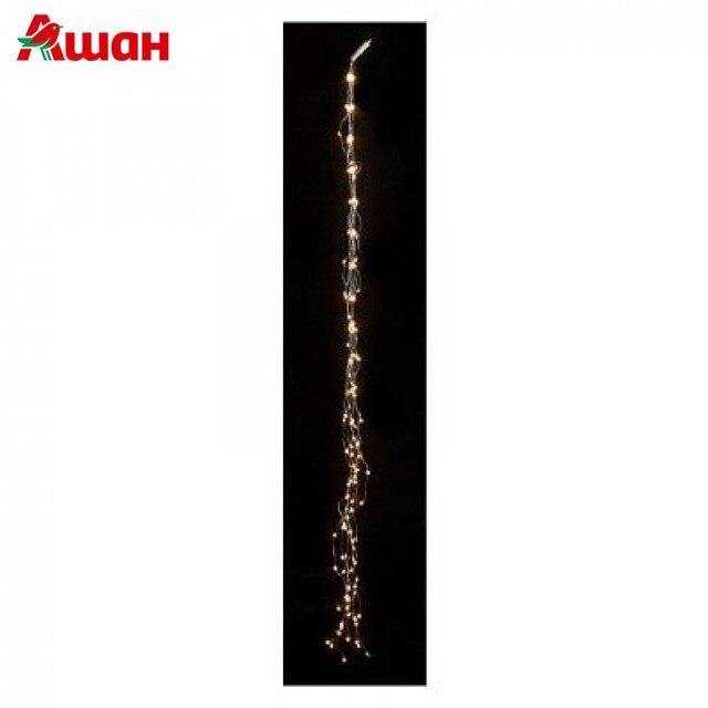 Светодиодный пучок Actuel, 160 ламп, тёплый белый, 2 м