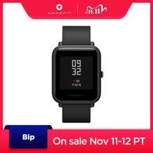 النسخة العالمية الجديدة Amazfit Bip ساعة ذكية لتحديد المواقع غلوناس Smartwatch الساعات 45 يوما الاستعداد للهاتف أندرويد IOS