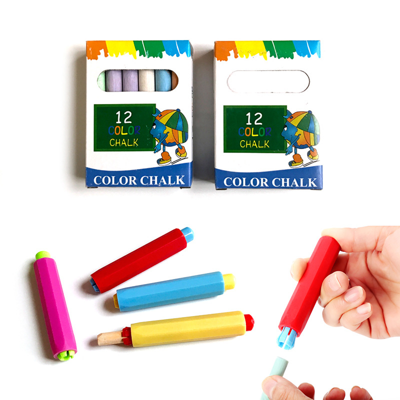 [Sketchpad Accessories] CHILDREN'S Drawing Board Accessories Chalk Non-Unisex Stickers Swastika Grid And Other