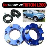 Voorwielophanging Lift Up Kits Voor Mitsubishi Triton L200 Coil Strut Schokken Absorber Spacers Lente Verhogen 25 Mm 32 Mm