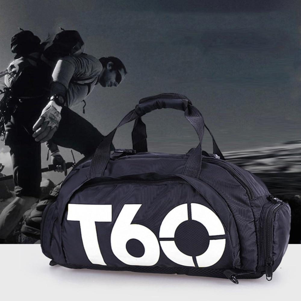 Bolso impermeable de los deportes del gimnasio mochilas de entrenamiento al aire libre multifuncional equipaje de viaje bolso de hombro para hombres mujeres regalo