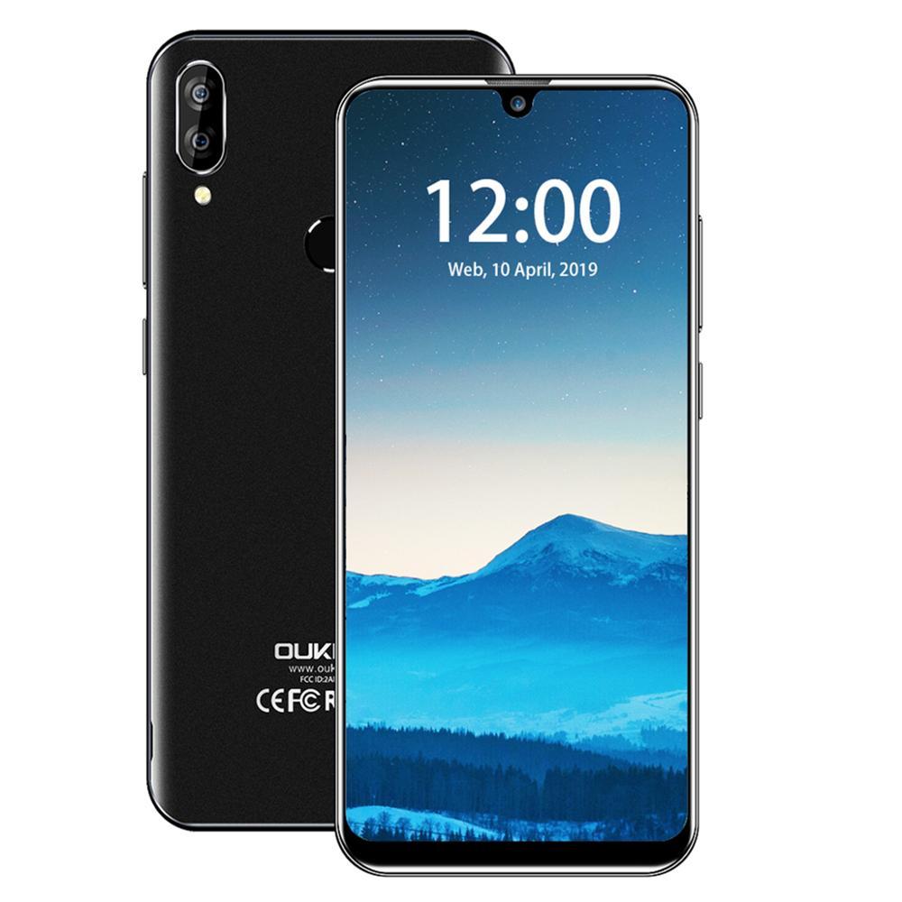 מדיחי כלים OUKITEL C16 נייד טלפון אנדרואיד 9.0 Quad Core 2G RAM 16G ROM נייד 2600mAh Dual מצלמה נעילת 5.71 אינץ Smartphone (3)