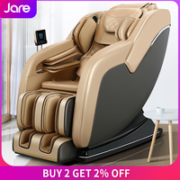 Jare R7 Health 4D New Products Cheap Luxury 4D Zero Gravity Kneading Foot Shiatsu Electric Full Body Massage Chair