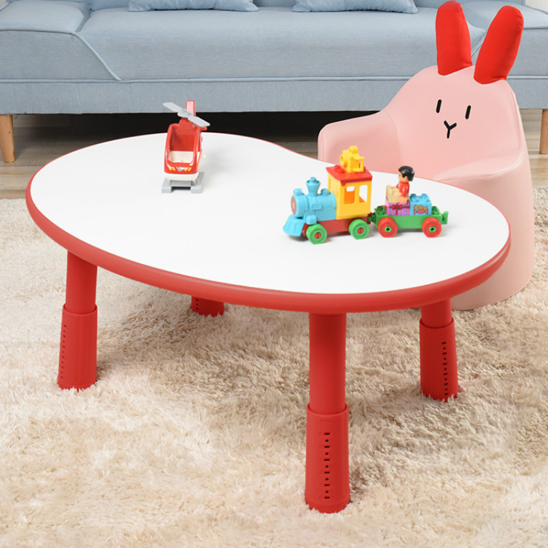 Beibei Jiaozi Peanut Table Korean Baby Table Children's Small Table Toy Table Baby Learning Pea Table