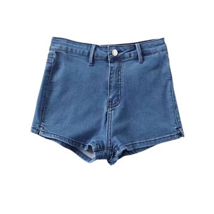 Ff7708 2019 New Autumn Winter Women Fashion Casual Cute Sexy Shorts  Womens Clothing Short Jeans