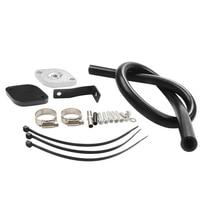 Egr válvula cooler excluir kit para 11 14 ford F 250 F 350 F 450 6.7l|Válvula de recirculação dos gases de escape| |  -