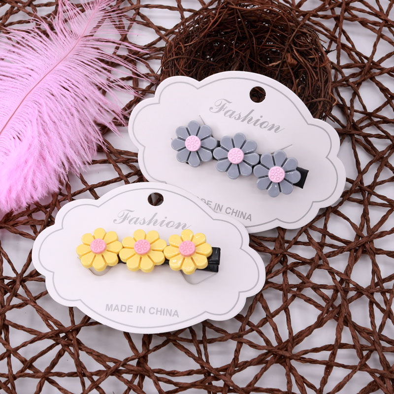 Newly White Paper Cards 100pcs/lot Lovely Cloud Shape Hair Clip Display Packing Labels 10x7cm Fashion Jewelry Hairpin Hang Tags