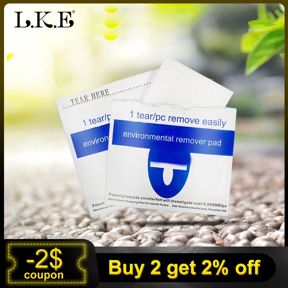 100pcs/Box Portable Alcohol Pads Swabs Wipes Antiseptic Cleanser Cleaning Sterilization Home First Aid