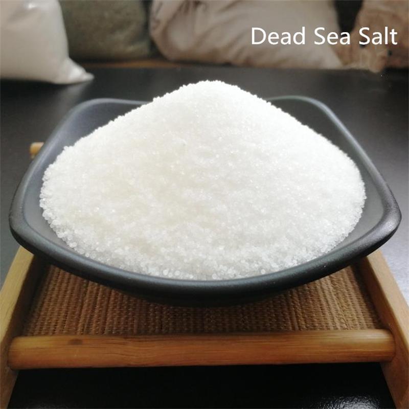 1000g Dead Sea Salt - Pure & Natural 100% mineral rich Dead Sea Salt,bath, steaming, Skin care
