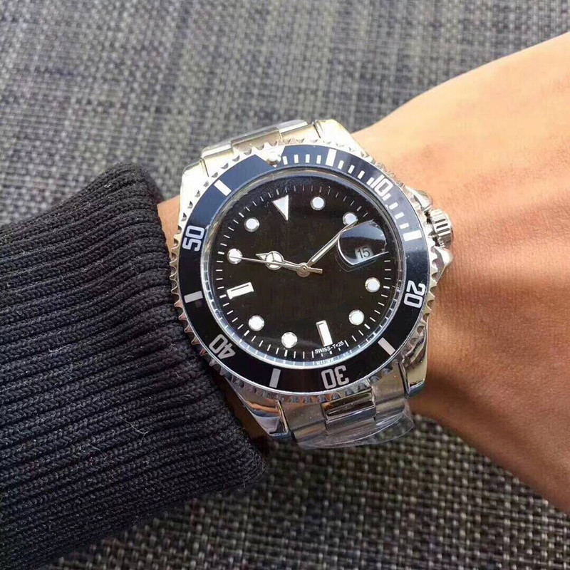 Luxury business watch, water ghost watch, mechanical automatic watch, men's AAA top brand, top designer design brand watch