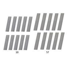цена на 10pcs/lot Valve Plate for Compressor Valve Shrapnel Spacer Air Compressor Spare Parts Paper