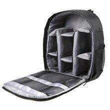 Multi functional Camera Backpack Video Digital DSLR Bag Waterproof Outdoor Camera Photo Bag Case for Nikon Canon Sony Photo Bag