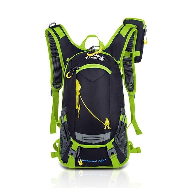 18l impermeável mochila esporte ao ar livre mochila saco de água acampamento caminhadas ciclismo mochila de água 1