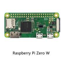 Original raspberry pi zero w placa 1ghz cpu 512mb ram com wi-fi embutido & bluetooth rpi 0 w