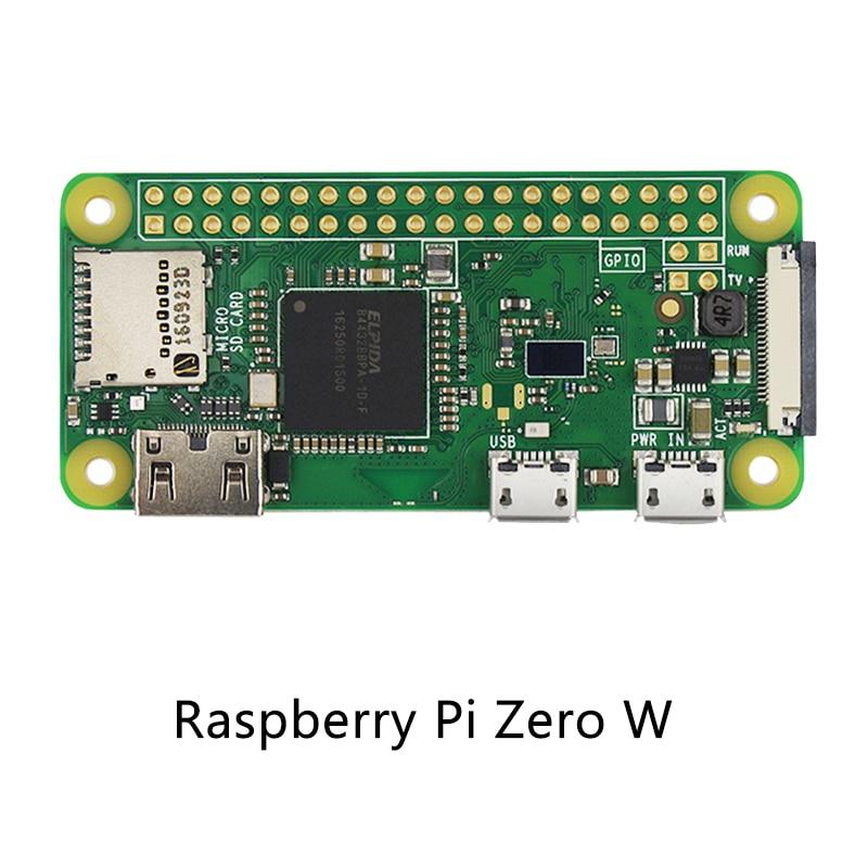 Original Raspberry Pi Zero W Board 1GHz CPU 512MB RAM with Built in WI FI & Bluetooth RPI 0 W|raspberry pi|raspberry pi zeroraspberry zero pi - AliExpress