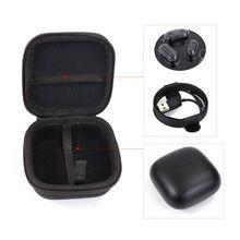 Portable Zipper EVA Bag Dust/ Shockproof Hard Protective Case Storage Box For Beats Powerbeats Pro Earphone Accessories