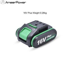 Image 3 - Haute qualité 25V 12V Plus batterie au Lithium Li ion batterie pour outils électriques perceuse à percussion Rechargeable sans fil tournevis batterie