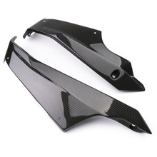 SMOK Motorcycle Parts for Kawasaki ninja 400 Modified Carbon Fiber Outer Casing under the Shroud Bottom Cover 2018-2019