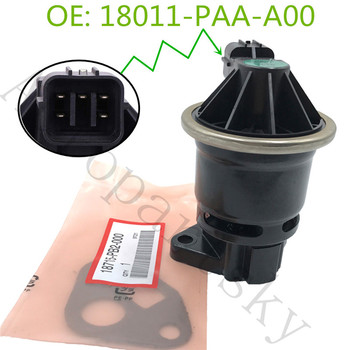 OEM 18011-PAA-A00 Emissions EGR Valve For Honda Accord Odyssey Oasis 2.3CL 2.3L 1998 - 2002 Remanfactured in good quality