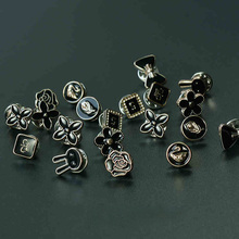 10Pcs/lot Imitation Pearl Circle Brooch Pin PU Button Women Trendy Metal Sweater Collar Hijab Pins Brooches Jewelry Accessories funmor korean round lady brooches simulated pearl metal corsage circle scarf decoration hair sweater cloak buckle pins jewelry