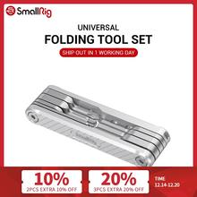 SmallRig Folding Tool Set with Screwdrivers and Wrenches 2213
