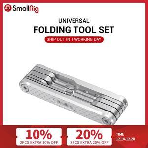 Image 1 - Smallrig Vouwen Tool Set Met Schroevendraaiers En Sleutels 2213