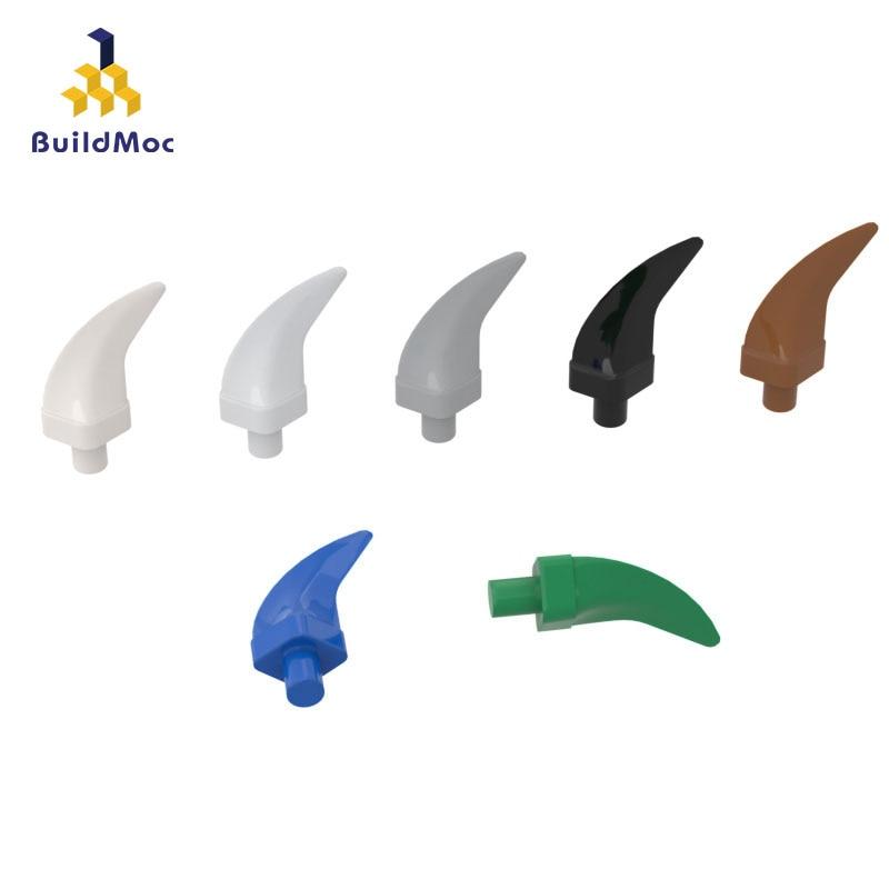 BuildMOC Compatible Assembles Particles 87747 Great Pointer  Building Blocks Parts DIY LOGO Educational Tech Parts Toys