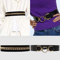 Bandawas cinturón hecho a mano cinturones de declaración para Mujer 2019 Double Eleven Accesorios de joyería de moda Accesorios de joyería Mujer