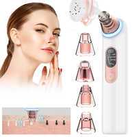Blackhead Remover Face Deep Cleaner Pore Acne Pimple Removal Vacuum Suction Facial Diamond Beauty Clean Skin Tool Dropshpping