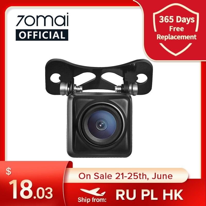 Камера 70mai HD и камера ночного видения для автомобильного видеорегистратора 70mai с широким обзором заднего вида, видеорегистратор только для ...