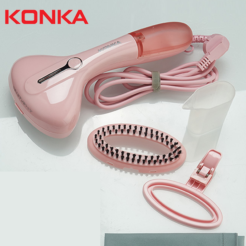 Garment Steamer KONKA Steam Press Ironing Machine 1500W Mini Portable Collection Maquina De Planchar Ropa