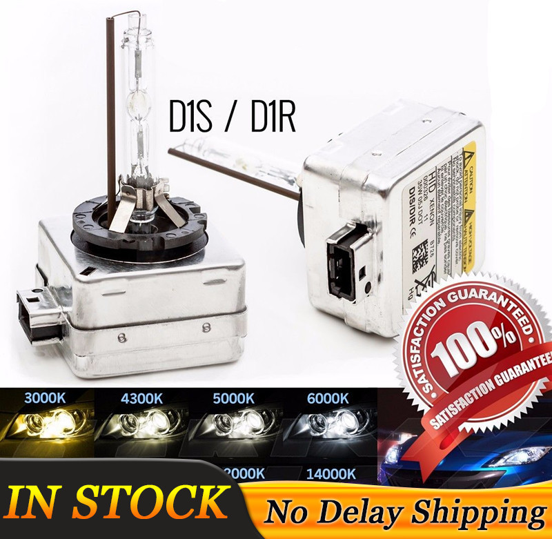 D1S HID XENON 6000K HEADLIGHT OEM REPLACEMENT BULB LIGHT AUDI BMW ALFA ROMEO