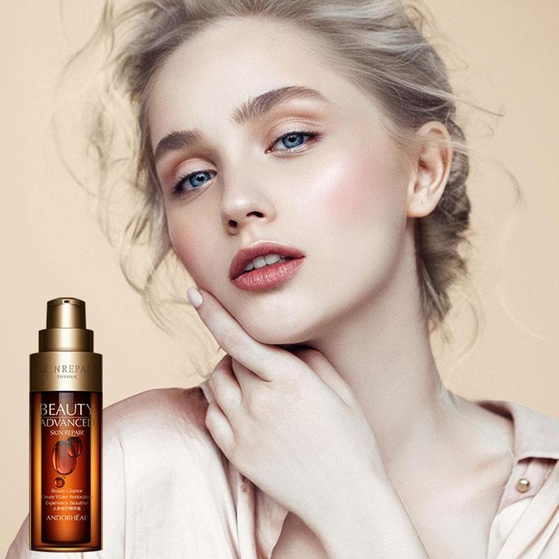 Face-Serum Whitening Women 50ml Essence Ginseng Skin-Care Moisturizing Repairing-Anti-Aging