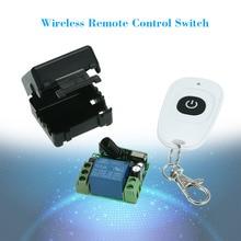 Беспроводной Радиочастотный переключатель с дистанционным управлением 433 МГц, передатчик для умного дома RF 433 МГц для бытовой техники, элек...