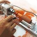 Миниатюрный токарный станок, деревообрабатывающий инструмент для шлифовки и полировки бусин, 12-24 В постоянного тока