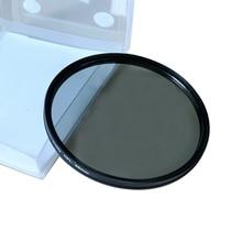 CPL dijital filtre 86mm 95mm lens için Lens koruyucu canon nikon DSLR SLR kamera kutusu