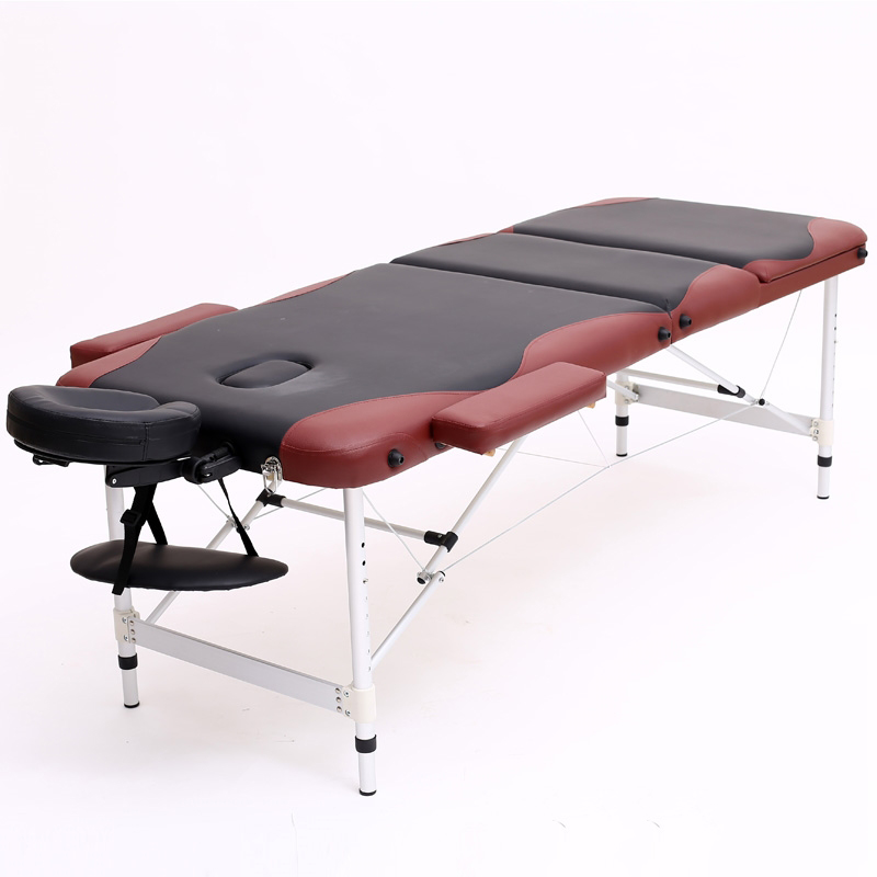 Beauty Bed Folding Tattoo Folding Bed Acupuncture Nursing Bed Portable Massage Table 70 Cm Wide Massage Bed Beauty Bed
