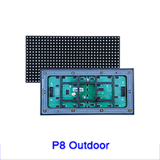 Onbon OVP-VH8 display led que envia o