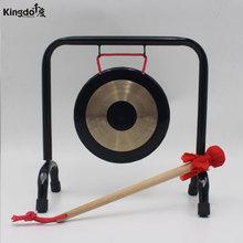Kingdo 100%handmade Special offer decorations 6chau gongs