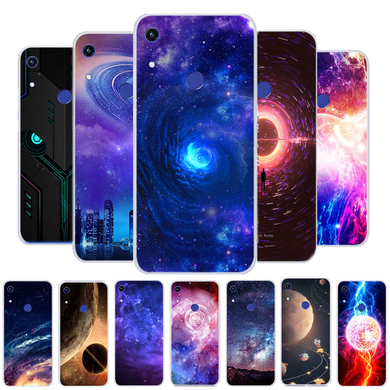 Case For Huawei Y6S Case Cover Planet Silicone Soft TPU Back Covers for Huawei Y6S JAT-LX1 Y 6S Phone Case for Huawei Y6 S 2020