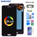 Super AMOLED LCD Für Samsung Galaxy J5 2016 J510 J510FN J510F J510G J510Y J510M LCD Display Touchscreen Digitizer Montage