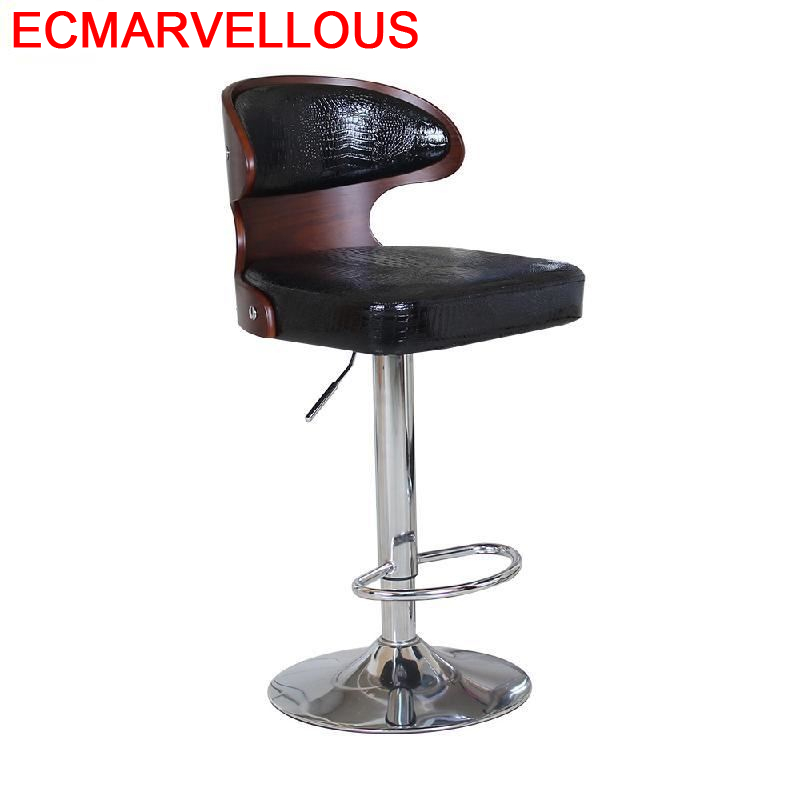 Sandalyesi Sedia Para Barra Stuhl Cadir Sgabello Taburete Barstool Industriel Stool Modern Tabouret De Moderne Silla Bar Chair