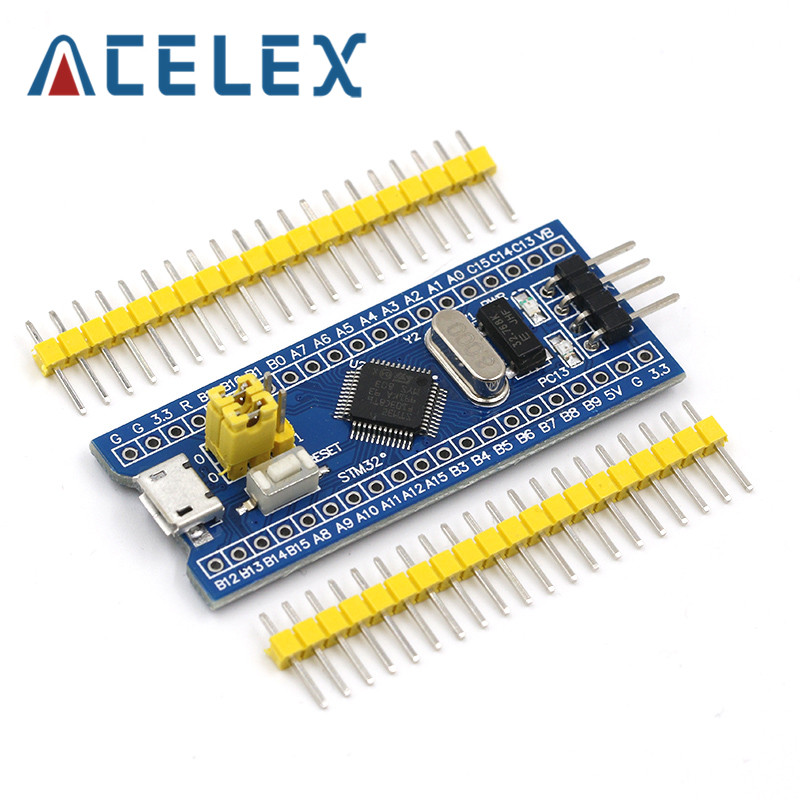 STM32F103C8T6 ARM STM32 Minimum System Development Board Module For arduino|Instrument Parts & Accessories|   - AliExpress