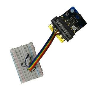 Image 5 - BBC Micro: bit GPIO Mở Rộng Ban Thân Lập Trình Cho Điện Tử Trẻ Microbit Quà Tặng DIY Bộ Sản Phẩm Không Bao Gồm Micro Bit Ban