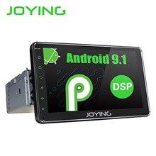 цена на Joying Car Radio 1 Din Android 9.1 Universal GPS Navigation 7 Inch 2gb+16gb Rom Touch Screen Quad Core Car Stereo Video Player