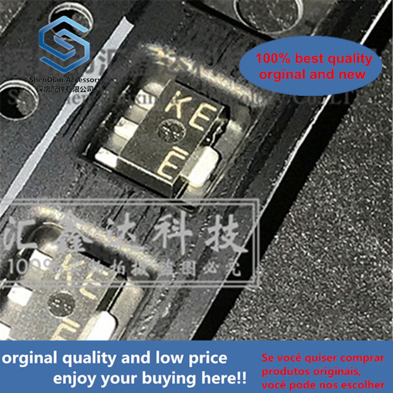 12pcs 100% Orginal New 2SK3065 KE Silk-screen  Silicon N-Channel MOSFET SOT89 Real Photo